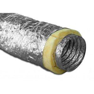 DDC Coolmakers Aluminum Flexible Duct Rigid