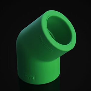 DDC Coolmakers and Powerbuilders Corp PVC 45° Elbow