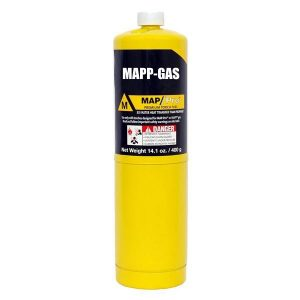 DDC Coolmakers and Powerbuilders Corp Mapp Gas