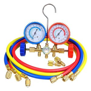 DDC Coolmakers and Powerbuilders Corp Manifold Gauge