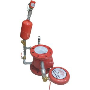 DDC Coolmakers and Powerbuilders Corp Alarm Check Valve