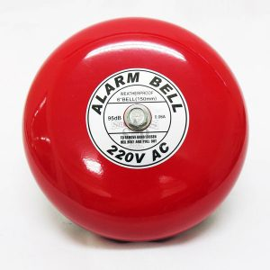DDC Coolmakers and Powerbuilders Corp Fire Alarm Bell