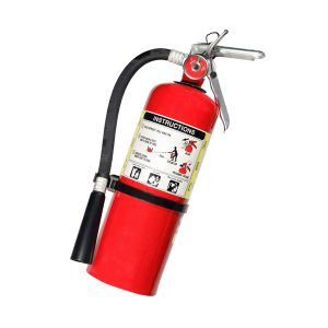 DDC Coolmakers and Powerbuilders Corp Fire Extinguisher