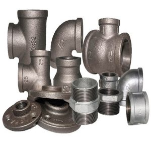 DDC Coolmakers and Powerbuilders Corp Iron Pipe Fittings