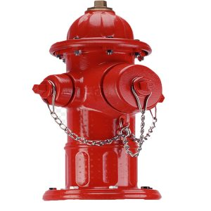 DDC Coolmakers and Powerbuilders Corp Fire Hydrant